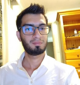Zain, tutor in Burwood East, VIC