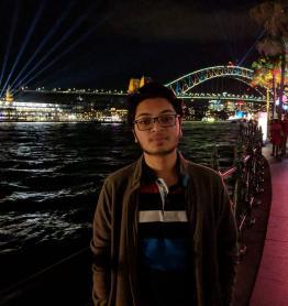 Ayoan Salim, tutor in Chippendale, NSW
