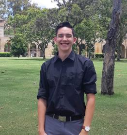 Harrison, tutor in Kelvin Grove, QLD