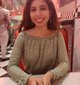 Sanjana, tutor in Newtown, NSW