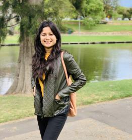 Arpita , tutor in Adelaide, SA