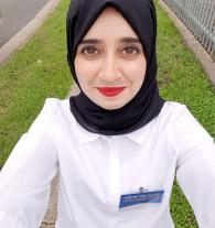 Aqsa, tutor in Liverpool, NSW