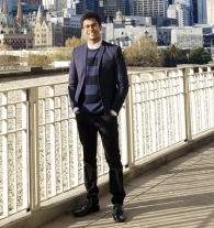 Jaideep, tutor in Parkville, VIC