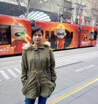 Khushbu, tutor in Melbourne, VIC