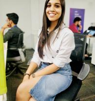 Sonakshi, English tutor in Chatswood, NSW