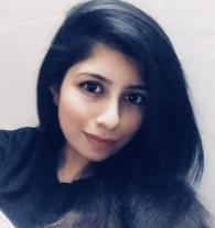 Vidisha, English tutor in Redfern, NSW