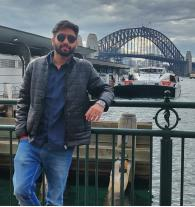 Yajur, English tutor in Waitara, NSW