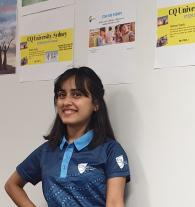 Surabhi, tutor in Strathfield, NSW
