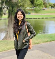 Arpita , English tutor in Adelaide, SA