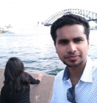 Antariksh, tutor in Essendon, VIC